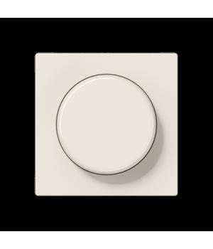 Светорегулятор пов. б/н 1-10В (люм.лампы) нажимной, слоновая кость