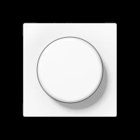 Накладка светорегулятора (диммера) поворотно нажимного JUNG Eco Profi