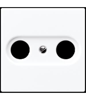 Розетка TV/SAT-RD оконечная, белый