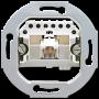 Розетка RJ11 одиночная, слоновая кость