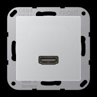 Розетка мультимедийная HDMI