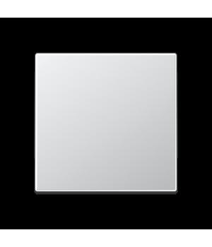 Кнопка 1-но клавишная 1но, алюминий