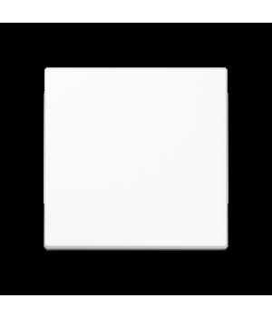 Кнопка 1-но клавишная 1но, белый