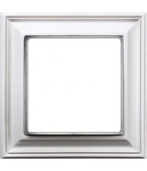 Рамка Eco profi  Deco на 1 пост, белый